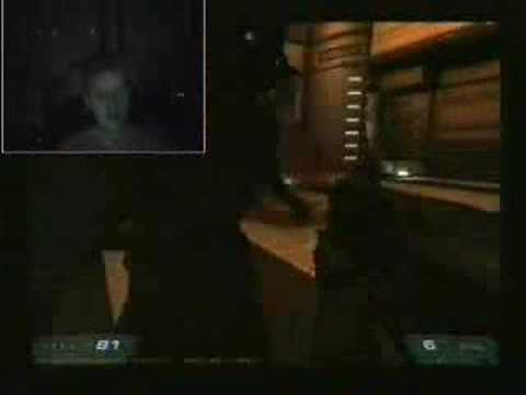 Mesh Does Doom 3 Part 4/5 (Alone in the Dark)