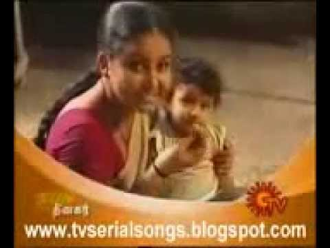 Athipookal Tamil Serial Song Suntv video