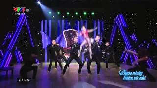 Chung Kết Bước Nhảy Hoàn Vũ Nhí: Trần Bảo Ngọc - Nhảy Hiện Đại - Dancesport - Ngày 26/09/2014
