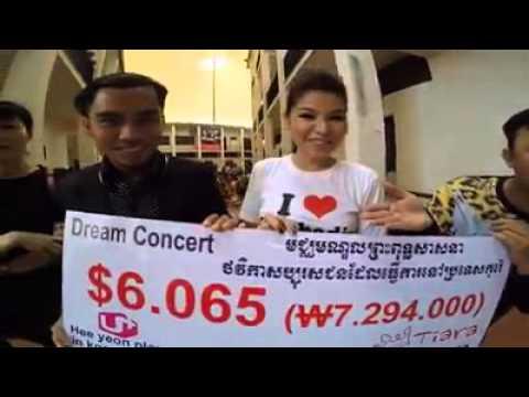 Pinis Pinos Daily News in Cambodia - Meas soksophea heart foundation