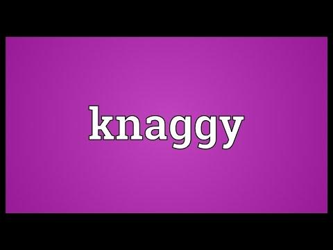 Header of knaggy