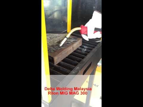 Delta Welding Malaysia- RILON MIG MAG Inverter Digital 300 welding machine