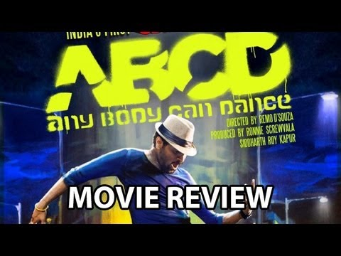 ABCD REVIEW | LATEST BOLLYWOOD HINDI MOVIE
