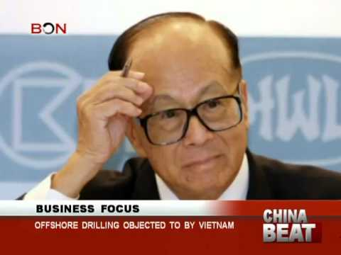 Offshore drilling objected to by Vietnam - China Beat - May 7 ,2014 - BONTV China