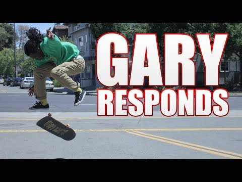 Gary Responds To Your SKATELINE Comments Ep. 192 - Shane ONeill, Overcrooks