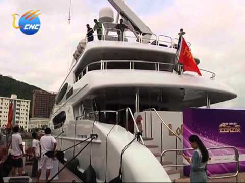 Yacht industry in China