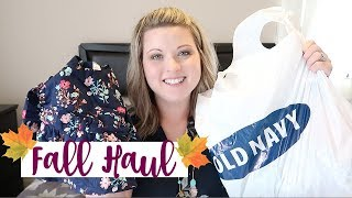 FALL KIDS CLOTHING HAUL | TARGET, OLD NAVY and CARTERS