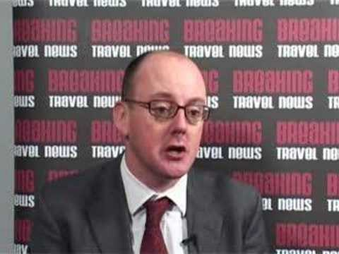 Michael Davies, Head of International Sales, Eurostar @ WTM 2007