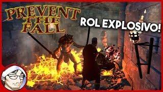 PREVENT THE FALL ► Un RPG con mucho potencial! │ Primer Vistazo en Español