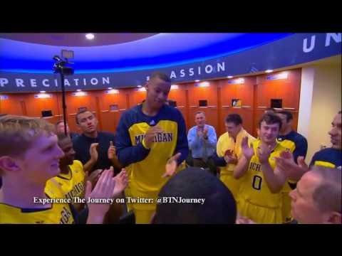 The Journey: BIG Ten Basketball 2012 - Zack Novak