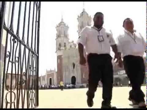 Llegan a taxistas para dar gracias a la Virgen de Ocotlán