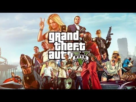 Grand Theft Auto 5 ( Jugando ) ( Parte 1 ) #Vardoc1 En Español