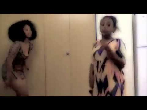 Ethiopian girls dancing .flv