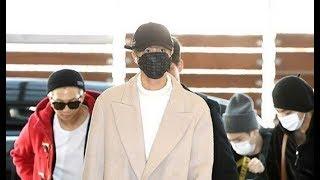 [ HQ ] 190118 BTS @Gimpo airport going to Singapore - 방탄소년단
