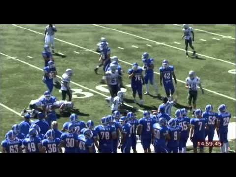David Redmon 2010 Football Highlights 01