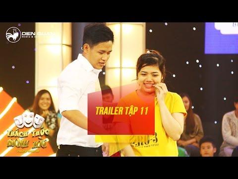 Thách thức danh hài 3 | trailer tập 11: Trường Giang xúi hot boy trà sữa diễn lại cảnh cua vợ | thach thuc danh hai 3 tap 11