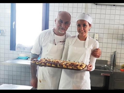Дожилась. Ночую в школе. Мои кулинарные курсы в Италии.