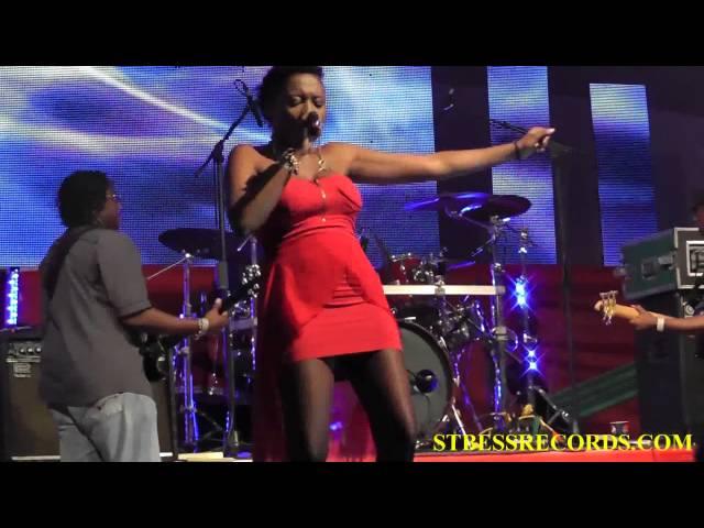 SumeRR performing at Digicel Bob Marley Concert 2013