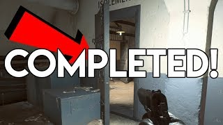 NEW Battlefield 1 SOLVED Opening The Zombie Door Easter Egg!