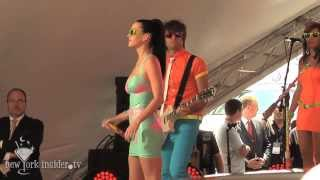 Katy Perry - California Gurls - Volkswagen Concert 1