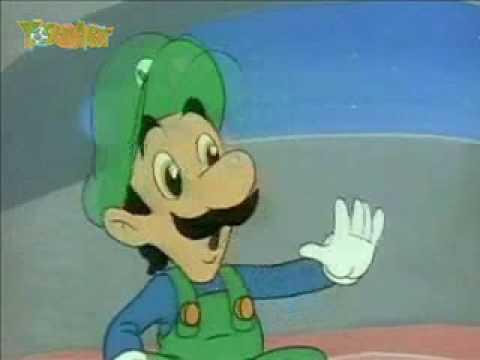 Youtube Poop: Luigi Randomly Monologues