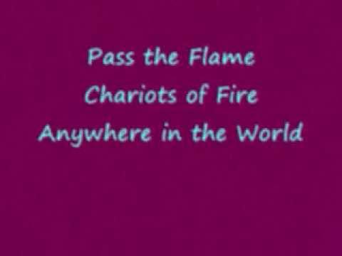 TSS Olympic Torch Music