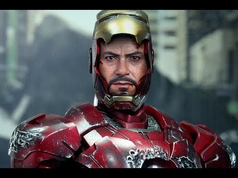 Mark Vii Iron Man 3 Game Damaged Mark Vii Iron Man