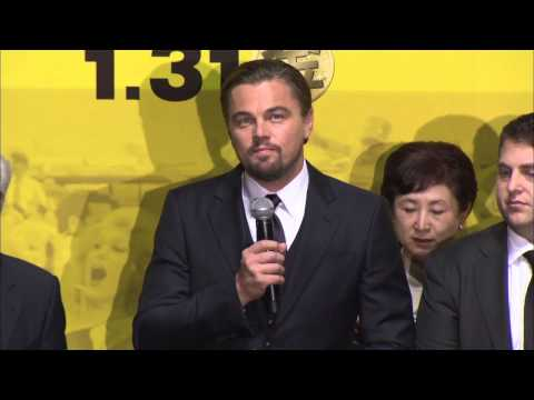 The Wolf of Wall Street: Japan Premiere Fan Q&A - Leonardo DiCaprio, Johan Hill, Martin Scorsese