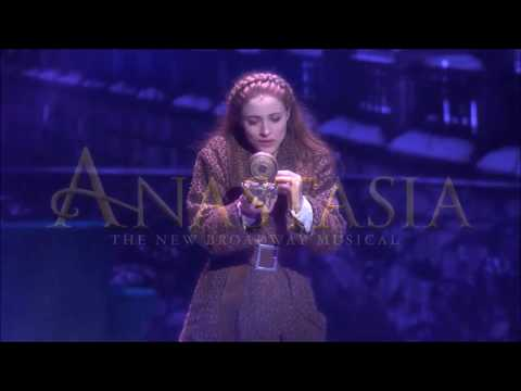 ANASTASIA ON BROADWAY: ONCE UPON A DECEMBER