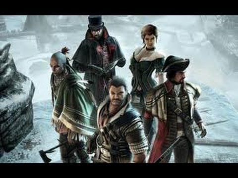 : Todos os Personagens do Assassin\'s Creed 3 : Multiplayer