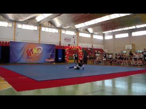 raul sanchez, coreo mazinger z, 3º camp.auto.valencia, 5º camp.españa fitkid 2015, shotokan sport