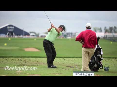 Lucas Glover Golf Swing @ 2009 US PGA Video