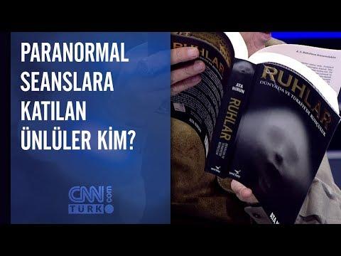 Paranormal seanslara katılan ünlüler kim?