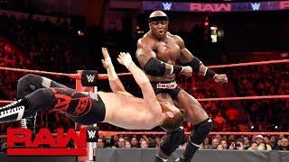 Download Lagu Rollins, Strowman, Bálor, Lashley & Roode vs. Zayn, Owens, The Miz & Miztourage: Raw, April 16, 2018 Gratis STAFABAND
