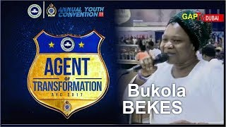 Bukola Bekes POWERFUL Praise @ RCCG 2017 YOUTH CONVENTION