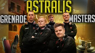 Astralis' Insane Utility Usage (HE Grenade & Molotov Highlights)