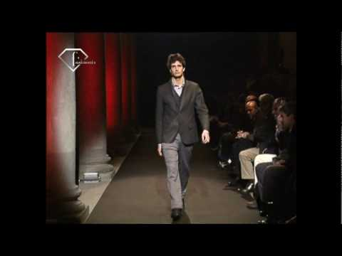 fashiontv | FTV.com - Jeans Paul Gaultier fall / winter 2008-09 Florence Men