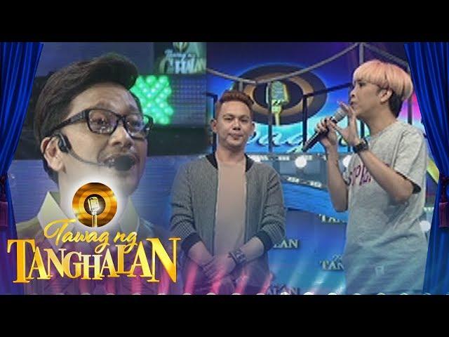 """Tawag ng Tanghalan: Jhong to Vhong: """"I hope you can feel my emotions"""""""