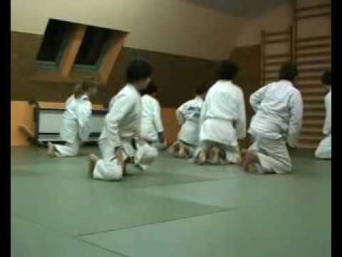 Aikido gyerekcsoport / training with kids - EBRHungary Image 1