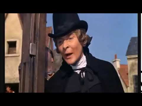 George Daring from Mary Poppins Tells Citizen Camembert To Stop