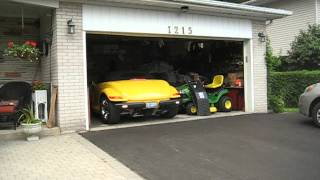2000 Plymouth Prowler with Sweet-Thunder Exhaust