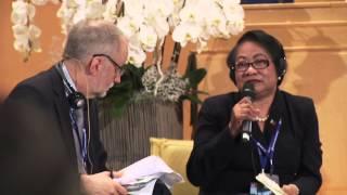 Rosalinda Dimapilis-Baldoz, Secretary of the Department of Labor and Employment (DOLE), Philippines