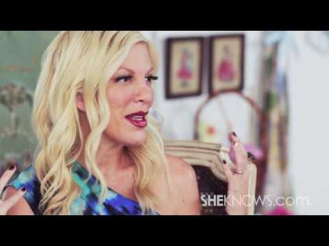 Tori Spelling Talks Shopping, Her New Book, & Being in the Spotlight - Girl Crush