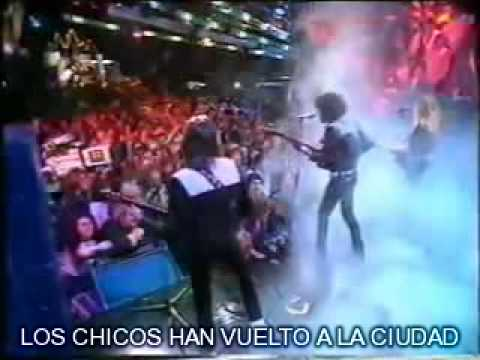 Thin Lizzy - THE BOYS ARE BACK IN TOWN SUBTITULADO ESPAÑOL.avi
