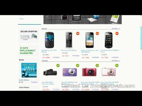 Top Ecommerce Shopping Cart Software to build robust e Commerce website