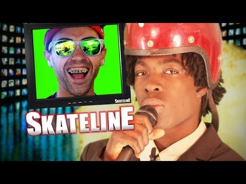SKATELINE - Shane O'Neill, Mark Suciu, SOTY, Richie Jackson, Tyler Bledsoe and more...