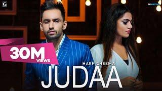 JUDAA : Harf Cheema (Full Video) Sukhe   Tanya   Satti Dhillon   Sad Song   GK.DIGITAL   Geet MP3