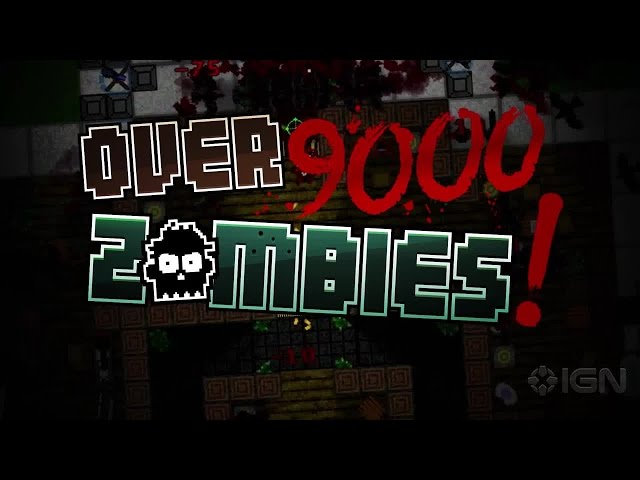 Over 9,000 Zombies! - Launch Trailer