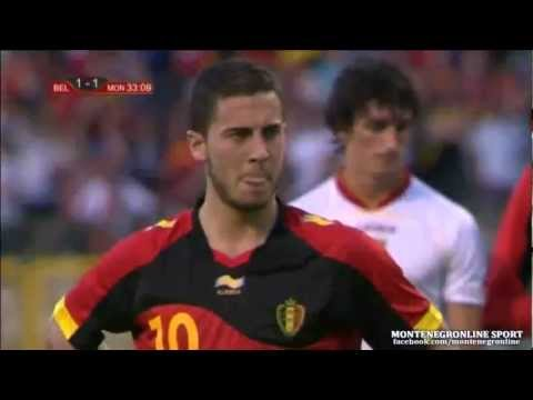 Belgium vs Montenegro (2_2) - Highlights (Friendly International 25 maj 2012)