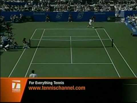 Pete Sampras vs Alex Corretja: Only the tennis (1/6) Video